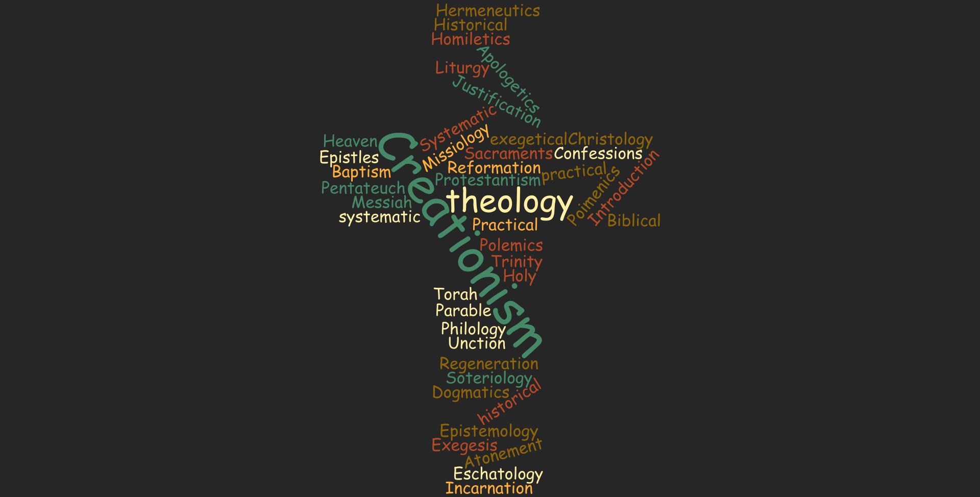 ologies & key terms cross